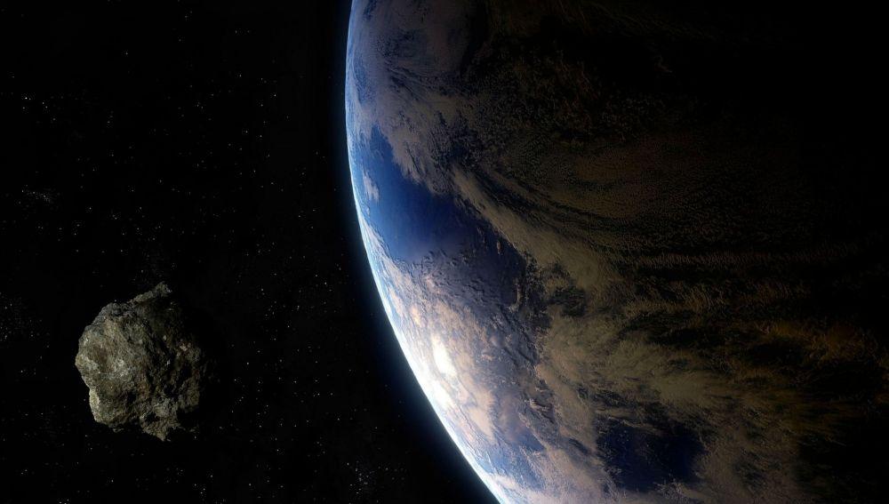 Asteroide cercano a la Tierra