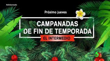 El Intermedio se despide este jueves por todo lo alto en directo desde la puerta del Sol con 'Campanadas de Fin de Temporada'