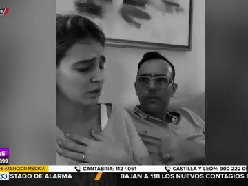 """Risto Mejide y Laura Escanes se meten en la piel de Javier Vázquez y Belén Esteban con una imitación """"sublime"""""""