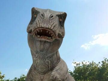 Dinosaurios de Google