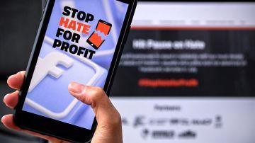 Imagen de la campaña de boicot a Facebook