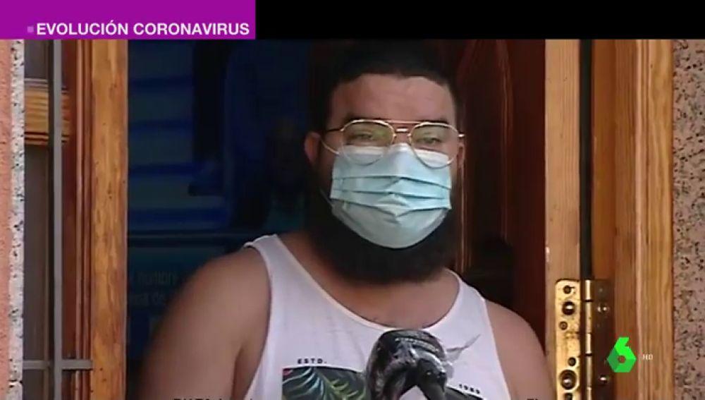 Paciente del brote de coronavirus en Castellón