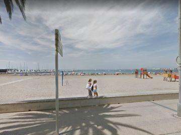 Imagen de archivo de la Playa la Punta de Roses, en Girona