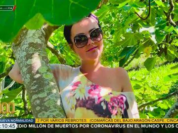 La imagen irreconocible de Amaia Montero dos meses después de anunciar su retirada