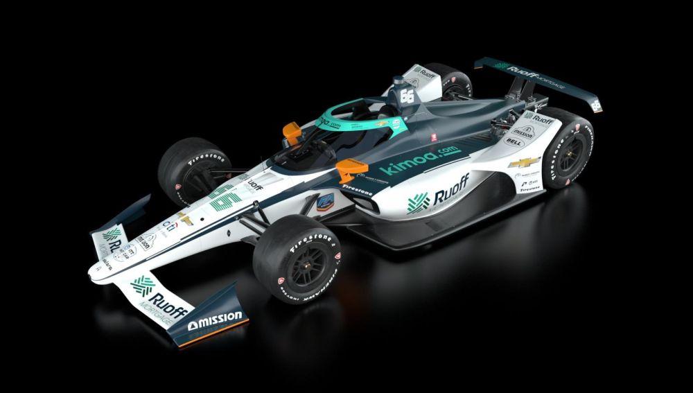 Indy500 2020  Fernando Alonso