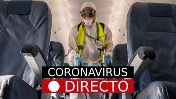 Coronavirus España hoy | Nueva normalidad, casos, rebrotes y muertos, en directo