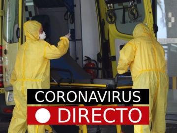 Coronavirus hoy en España: Nueva normalidad, casos, muertos y rebrotes, en directo