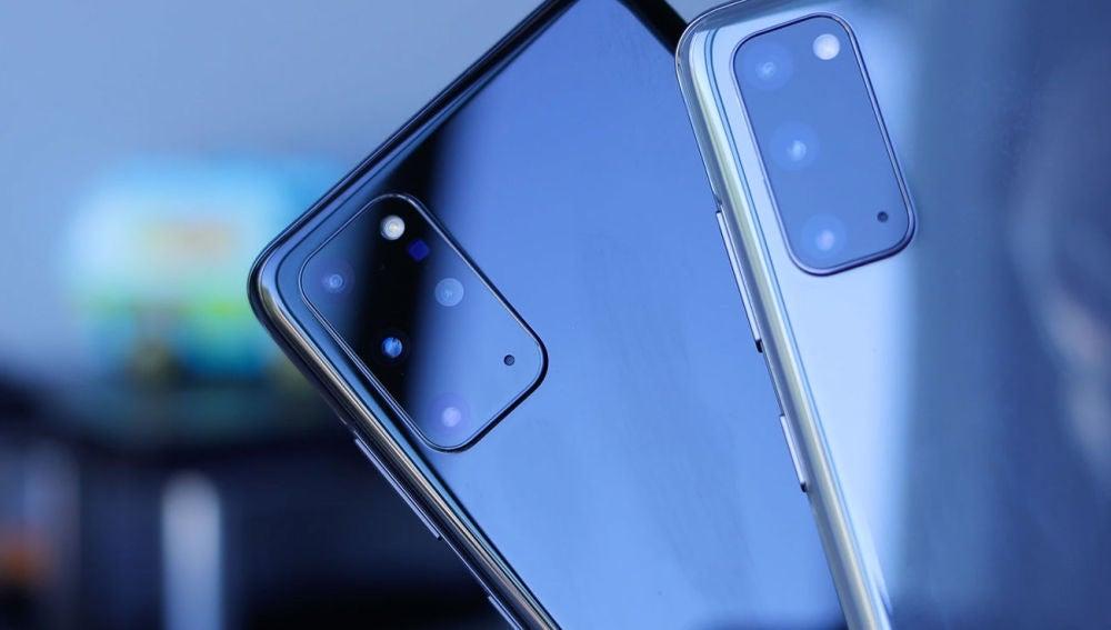 Nuevos Samsung Galaxy S20+
