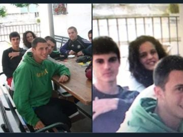 La imagen publicada en Twitter donde 'aparecería' Rosalía