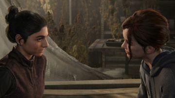 Dina y Ellie, protagonistas del videojuego The Last of Us Parte II