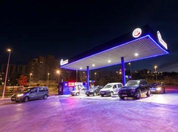 Gasolinera Gasexpress