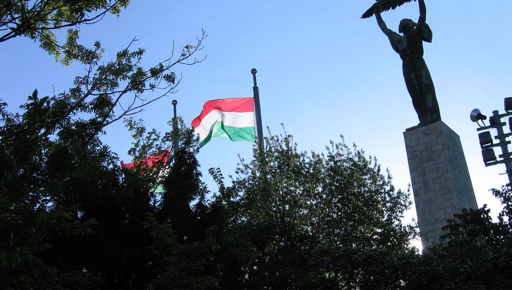 Estatua de la Libertad de Budapest