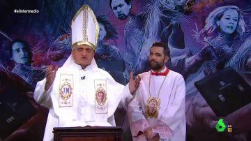 """La advertencia de la 'Iglesia Aznariana' con la llegada de Iglesias al Gobierno: """"El diablo no sólo viste de Prada a veces también viste de Alcampo"""""""