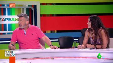 Miki Nadal confiesa el motivo por el que no invitó a Anna Simon a su boda
