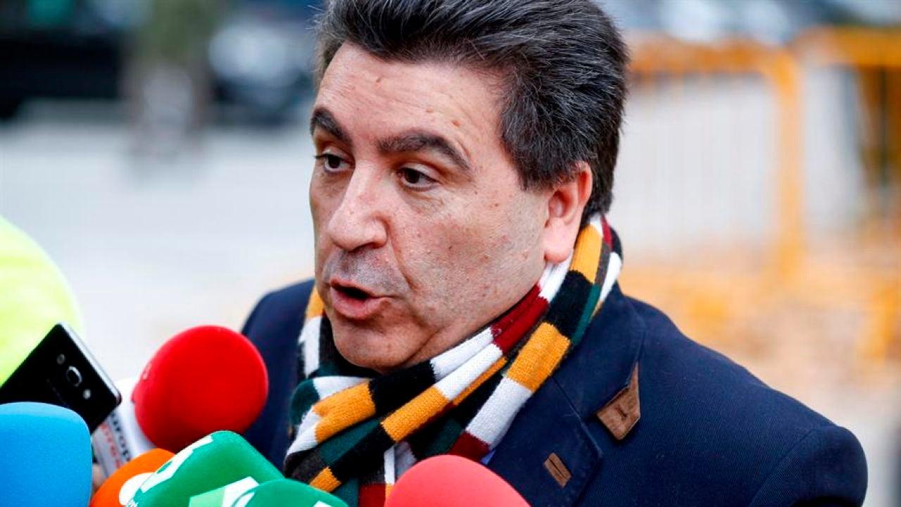 El constructor David Marjaliza, uno de los cabecillas de la trama Púnica.