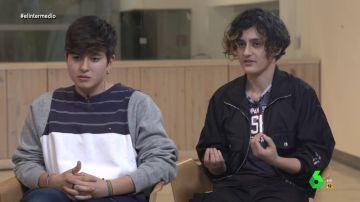 """El 'dardo' de un chico trans a Burque en su 'antientrevista' sobre el adoctrinamiento en los colegios: """"Planos serán tus conocimientos"""""""