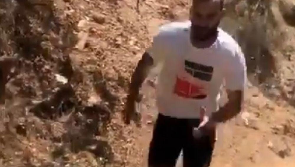 Jesé entrena en pleno campo