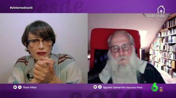 Entrevista completa de Thais Villas a Agustín Zamarrón