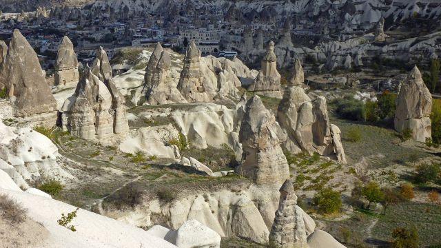 Chimeneas de Hadas, Capadocia