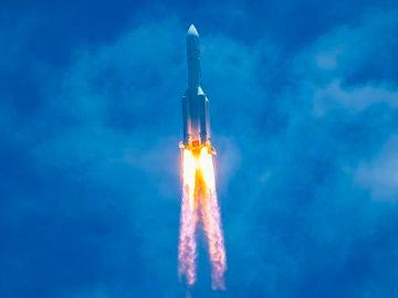 La primera misión de exploración de China a Marte, Tianwen-1