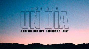 Dua Lipa, Bad Bunny, J Balvin y Úrsula Corberó: así suena 'Un Día', favorita a canción del verano