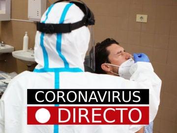Coronavirus España y el mundo hoy: Noticias de última hora, en directoCoronavirus España y el mundo hoy: Noticias de última hora, en directo