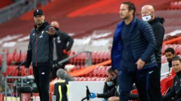 Klopp y Lampard