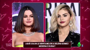 ¿Mejor rubia o morena?: Josie analiza los cambios de look más radicales de algunas celebrities
