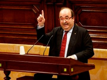 Miquel Iceta, primer secretari del PSC