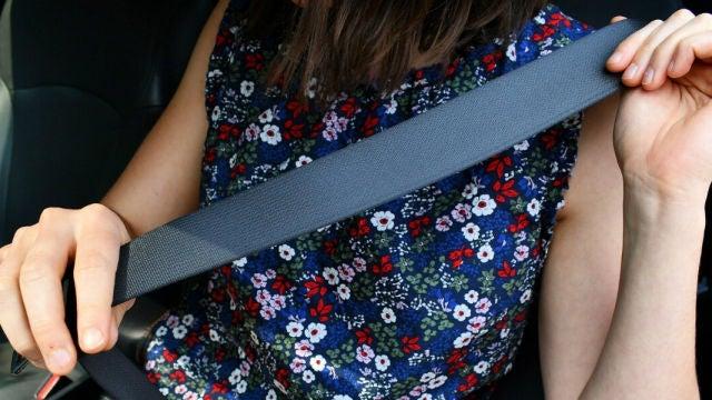 Cinturon seguridad