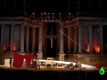 El Festival de Teatro Clásico de Mérida arranca entre estrictas medidas de seguridad contra el coronavirus