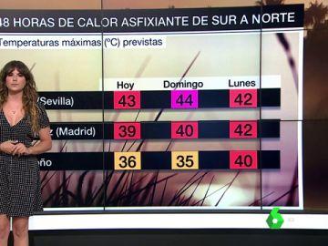 "España se prepara para un fin de semana de calor ""muy intenso"": se superarán los 40 grados"