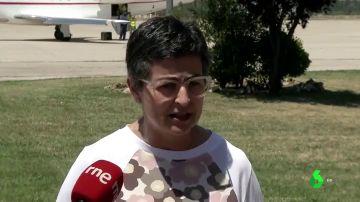 Arancha González Laya, ministra de Exteriores