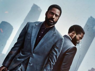 El actor John David Washington, protagonista de la película 'Tenet'