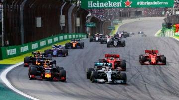 En 2020 no habrá gira americana para la F1
