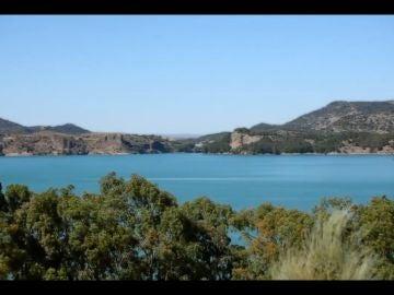 Pantano del Chorro, en Málaga