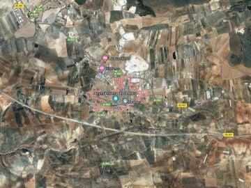 Pedrera, Sevilla (Google Maps)