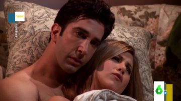 La ruptura de Rachel y Ross en 'Friends'