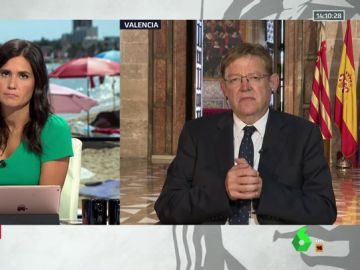 """Ximo Puig afirma que la decisión que tome Reino Unido respecto a la Comunitat Valenciana marcará """"el futuro de este mes"""""""