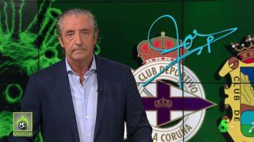 """Josep Pedrerol, sobre el Depor - Fuenlabrada: """"LaLiga y la Federación cometieron un error, que no cometan ahora una injusticia"""""""