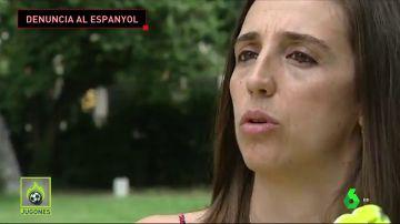 Espanyol portera