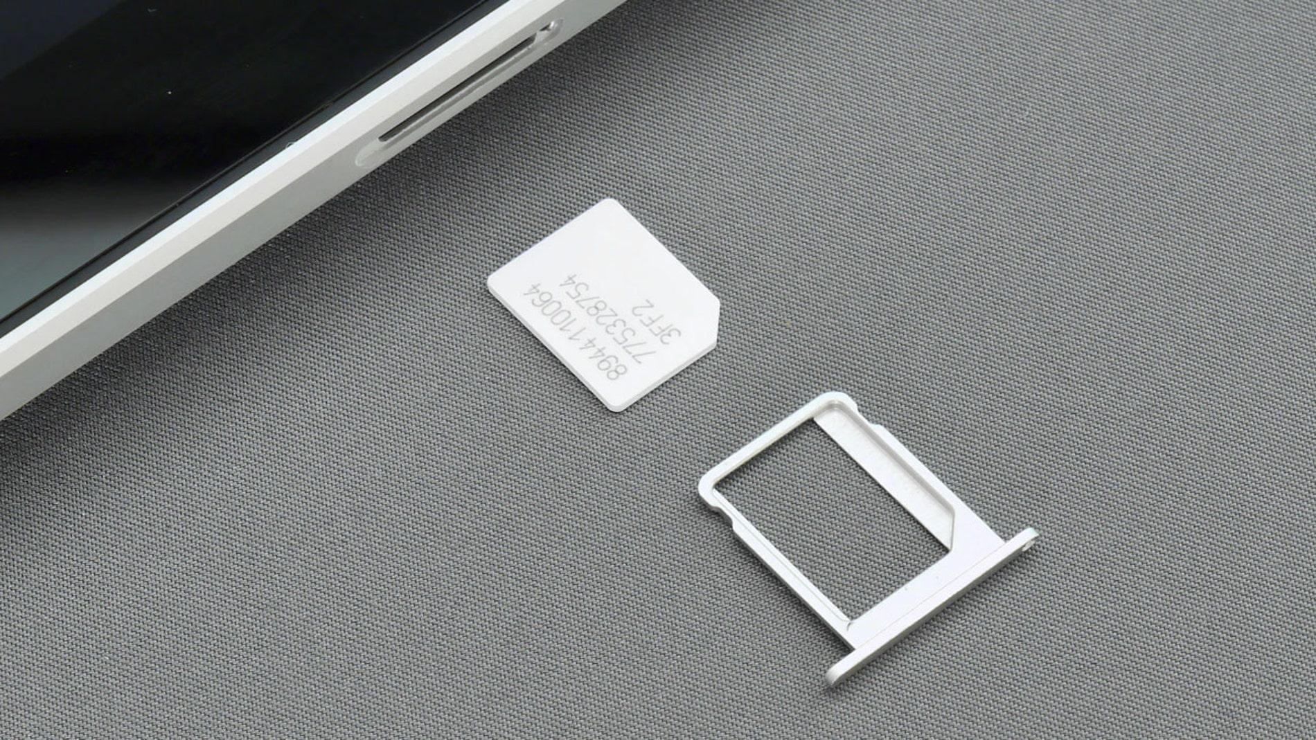 Tarjeta SIM para teléfonos móvil