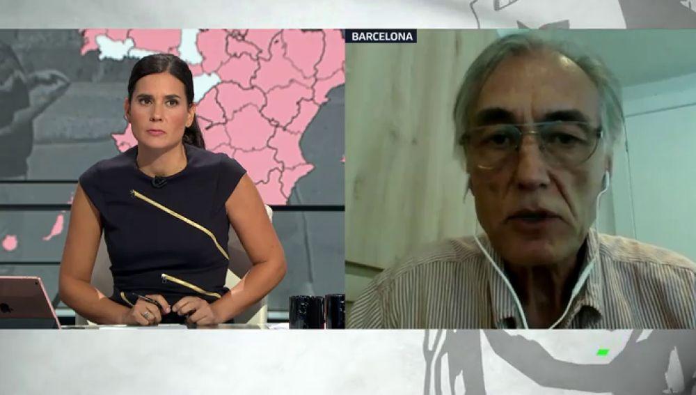 Las claves de la tranmisión comunitaria en Cataluña: ¿qué ha fallado?