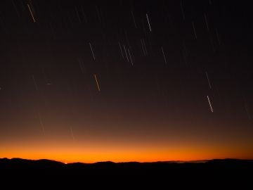Así puedes rastrear las lluvias de estrellas desde tu móvil