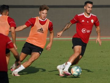 Futbolistas del Almería