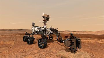 Todo listo para Mars 2020 la mision con participacion espanola que estudiara restos de vida en el planeta rojo