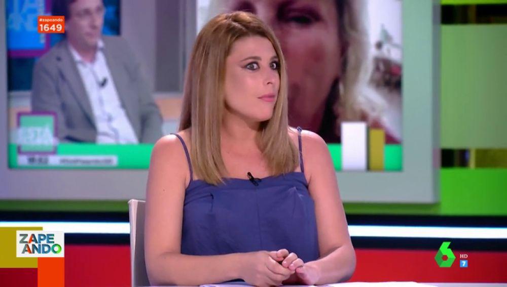"""El inesperado comentario de Valeria Ros sobre Almeida: """"Le he visto siempre con cara de virgen"""""""