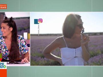 El vídeo de Tamara Falcó patrocinando Castilla La Mancha con imitación incluida de Lorena Castell