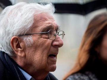 El ex tesorero de CDC Daniel Osácar.