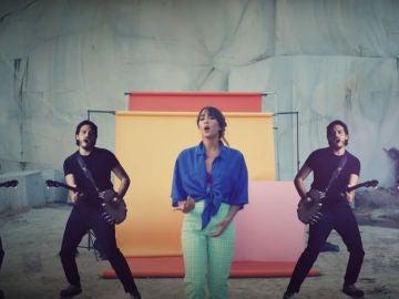 'Más de lo que aposté': así suena la canción de Aitana con Morat